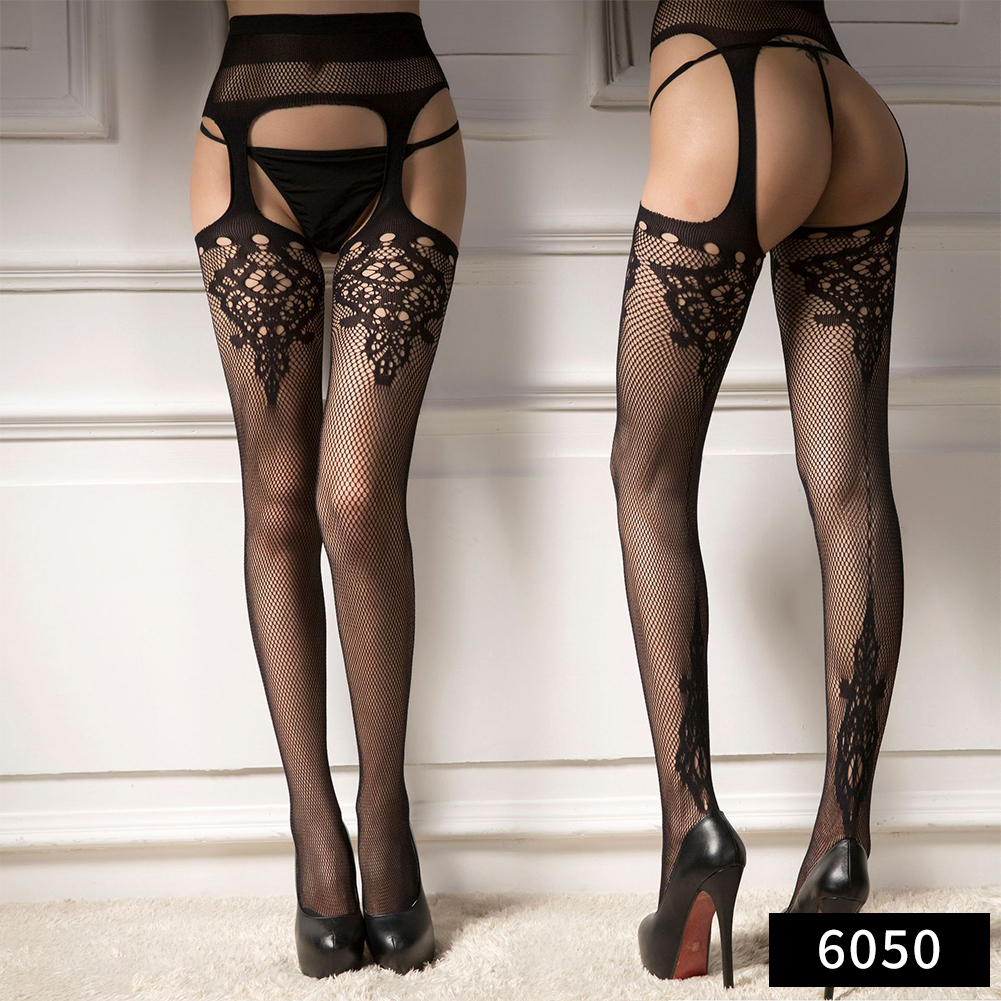 9 Modalities Women Pantyhose Sexy Fishnet Tights Lingerie Ladies Accessories Patterned Hollow Out Black Stockings фото