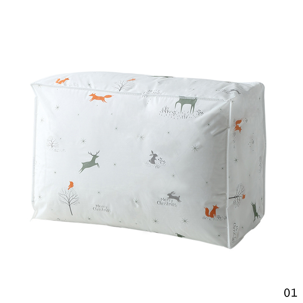 Fashionable Waterproof Storage Bag Quilts Clothes Bags Pillows Organizers Household Items фото