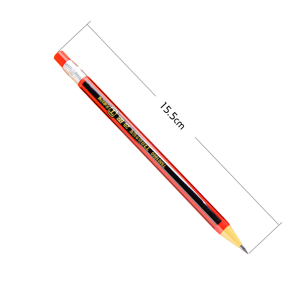 2.0mm Simulated Pencil Mechanical Pencil Drawing Writing 2B Propelling Pencils for Kids Girls Gift School Supplies Korean Stationery фото