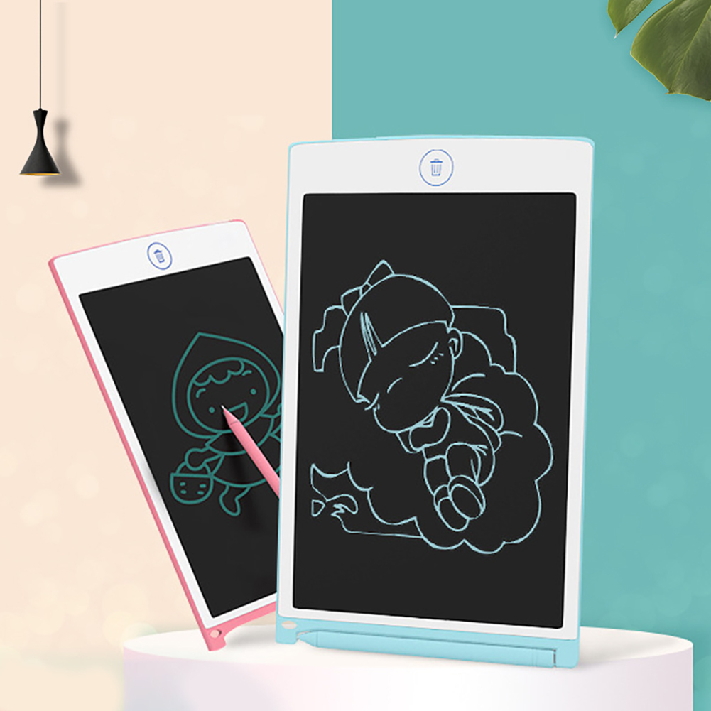 Children's LCD Drawing Handwriting Pad Early Educational Writing Board for Kids Gift