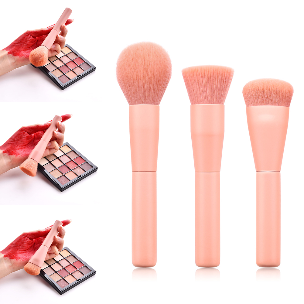 1PC New Makeup Brush Pink Multifunctional Concealer Eyeshadow Foundation Beauty Tools фото