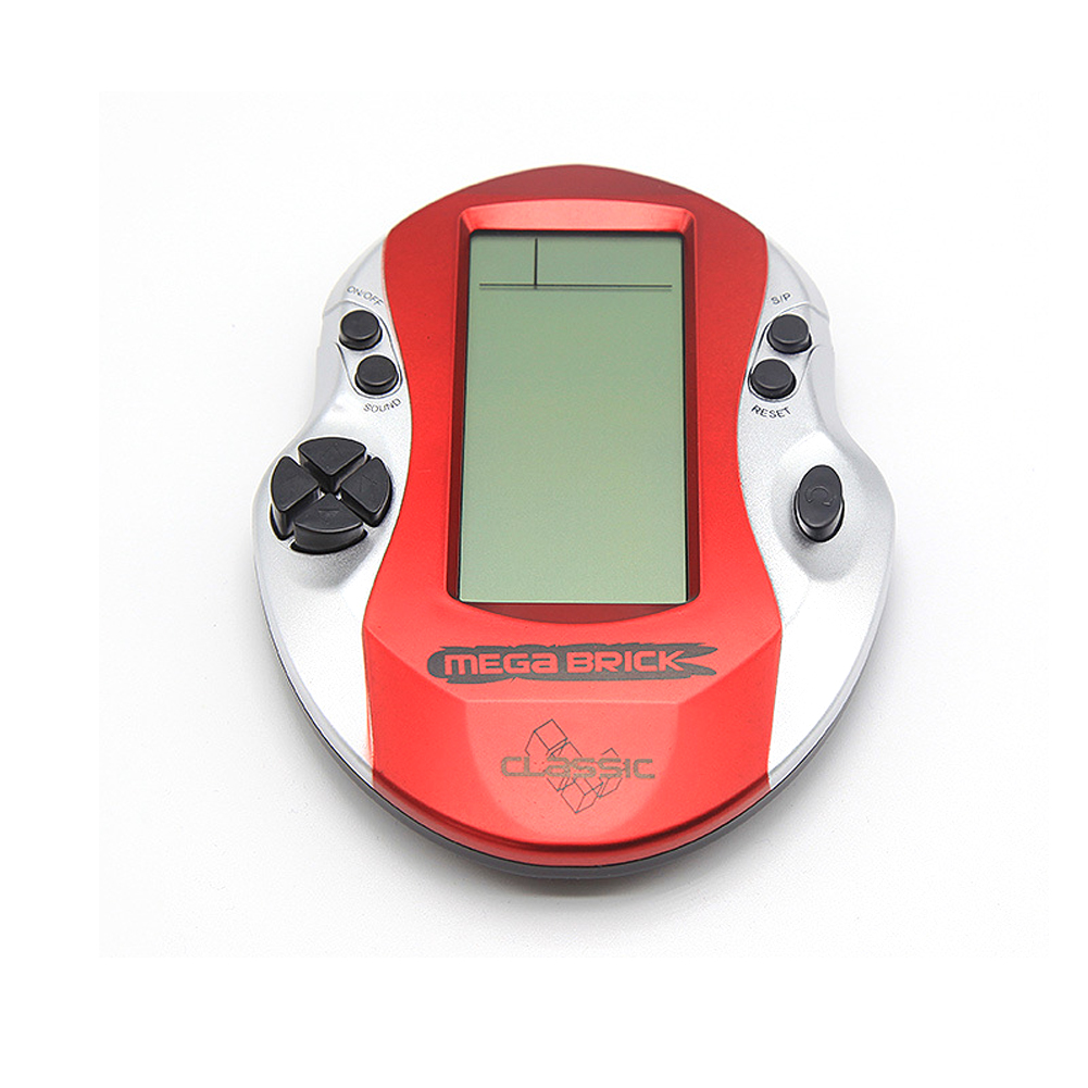Tetris Classic Childhood Handheld Game Players Electronic LED Control Direction Console Games