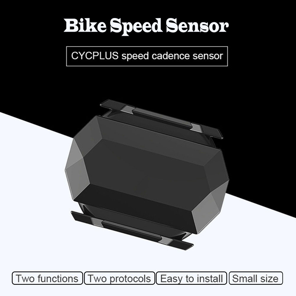 Bluetooth ANT and Wireless Speed Pedal Sensor Long-lasting Waterproof Speed Dual-use Sensor фото