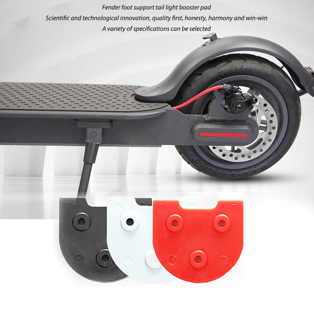 M365 Electric Scooter Fender Fixing Heightening Pad Xiaomi Scooter Parts фото