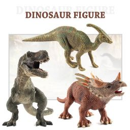Big Size Simulated Dinosaur Toys Jurassic Wild Life Tyrannosaurus Rex World Park Dinosaur Models Action Figures Toy for Kids Boy Gift