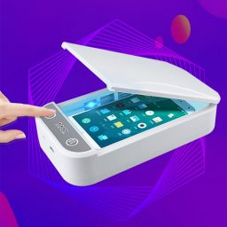 UV Ultraviolet Cell Phone Sterilizer Sanitizer Disinfection UVC Box